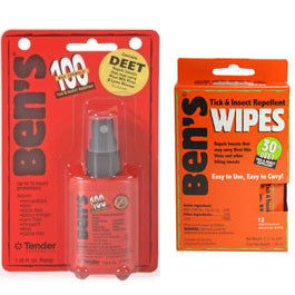 Bens Insect and Tick Repellent