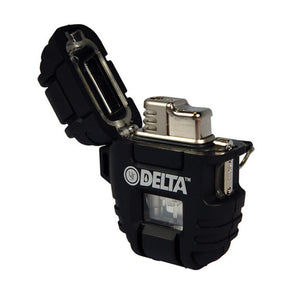 Black Delta Stormproof Lighter