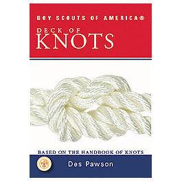 BSA Deck of Knots - Pawson