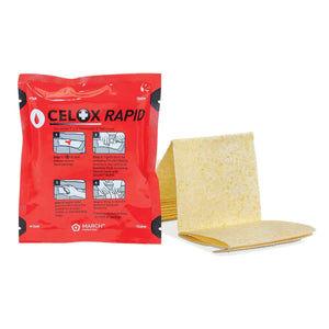Celox Rapid Z Folded Gauze - 3 inch x 5 feet