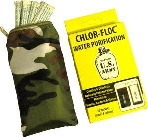 Chlor Floc Water Treatment