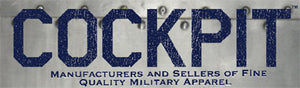 NAVY Issue Mil Spec Type G1 Jacket - Cockpit