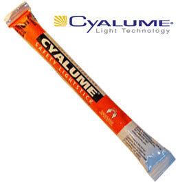 Cyalume Ultra High Intensity 5 Minute Orange Lightstick
