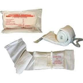 """4"""" Multi-Purpose Emergency Bandage aka The Israeli Bandage (Civilian)"""