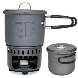 Esbit Stove and Cookset
