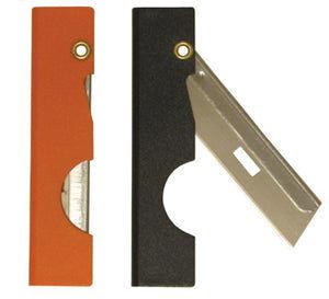 Folding Utility Razor Knife - Derma Safe