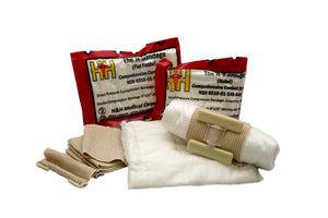 H Bandage Compressed Dressing (Flat Fold) by H & H Medical (NSN:  6510-01-598-8418)