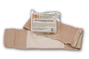 Mini Compression Bandage by H & H Medical (NSN: 6510-01-657-5085)