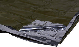 Heavy Duty Emergency Blanket (OD Green) by Survive Outdoors Longer (SOL)