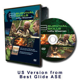 Lofty Wiseman Survival Skills DVD