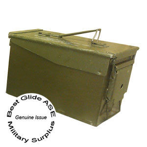M2A1 Military Ammo Can