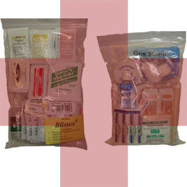 Med Pack Wound Pack Medical Kit Refill Combo
