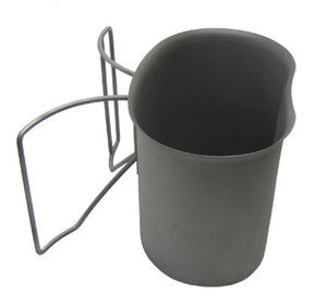 Military Canteen Cup