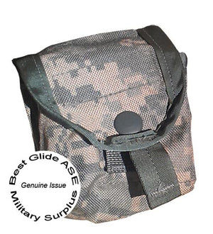 MOLLE II Hand Grenade Pouch - ACU Digital Camouflage