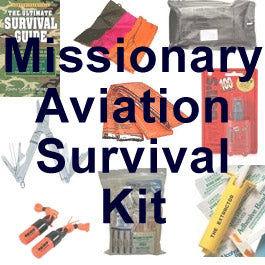 Missionary Aviation Survival Kit