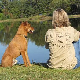 Morse Code T Shirt