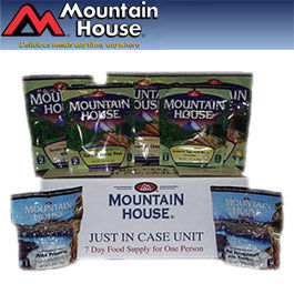 Mountain House 7 Day Food Unit