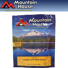 Mountain House Entree Pouch