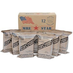 MRE Star Complete Meal Rations