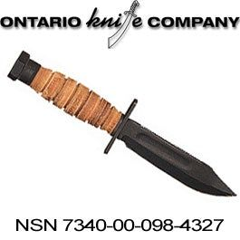 Air Force Survival Knife