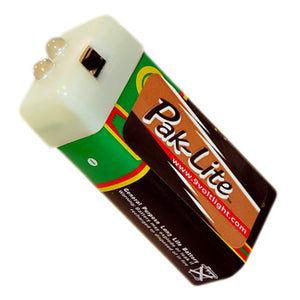 Pak Lite Basic White LED Flashlight