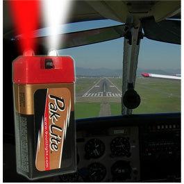 Pak Lite Pilot LED Flashlight