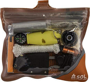Pocket Survival Pak Plus by Survival Outdoors Longer and Designed by Doug Ritter