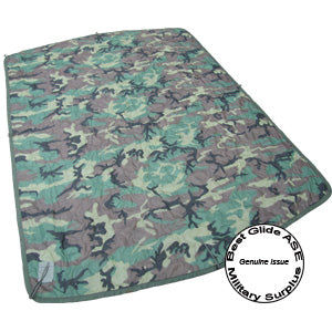 Military Issue Wet Weather Poncho Liner