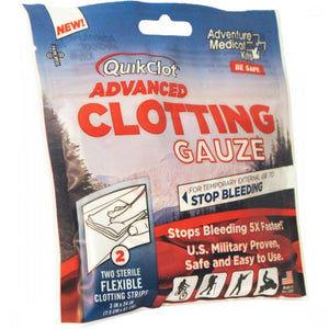 "QuikClot® Advanced Clotting Gauze 3"" x 24"" (2)"
