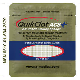 QuikClot ACS Plus