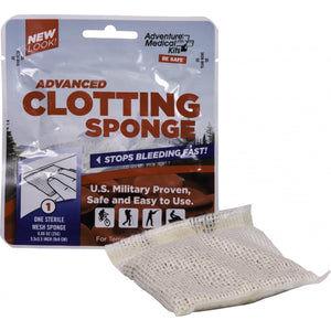 QuikClot® Advanced Clotting Sponge (25g)