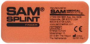 SAM Splint Finger by Sam Medical