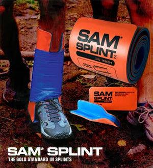 "SAM Splint Combo - 1 36"" Standard & 1 18"" Junior by Sam Medical"