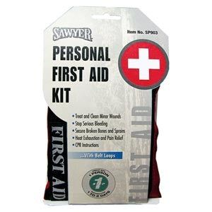 Sawyer Personal First Aid Kit