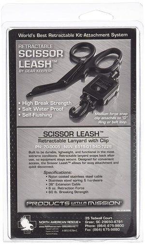 Scissor Leash by North American Rescue
