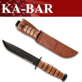 USMC Short KA-BAR Knife