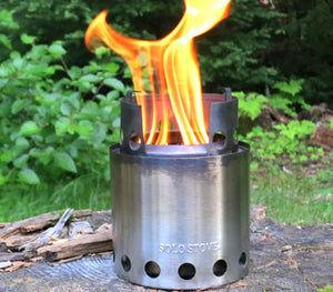 Solo Stove Survival Camping Stove