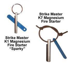 Strike Master K7 Magnesium Fire Starter