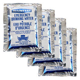 Mainstay Emergency Water Ration