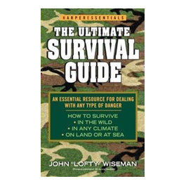 Lofty Wiseman Ultimate Survival Guide