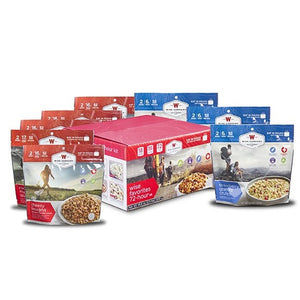 Wise Camping and Backpacking Favorites Food Kit