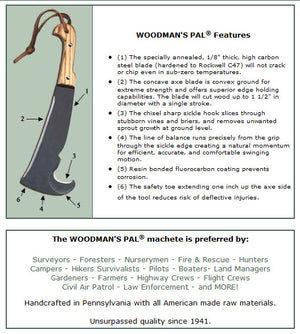 Woodman's Pal Manual 1942 Reprints