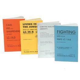 Woodman's Pal Manual Reprints