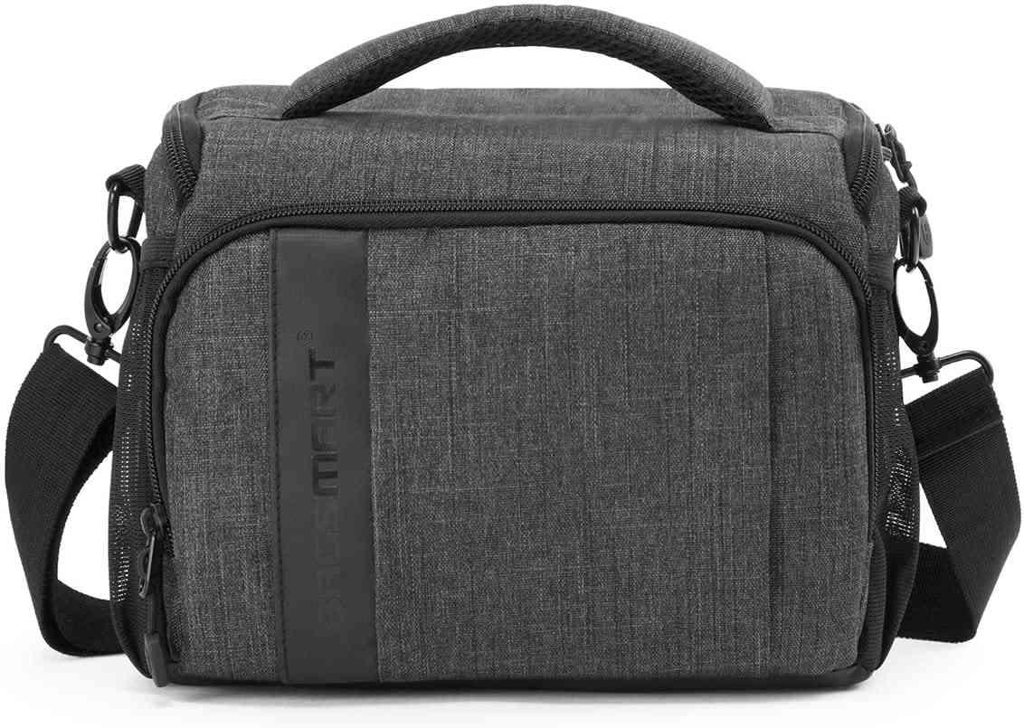 Bagsmart compact camera shoulder bag