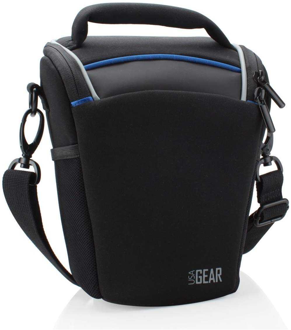 USA gear slr camera case bag