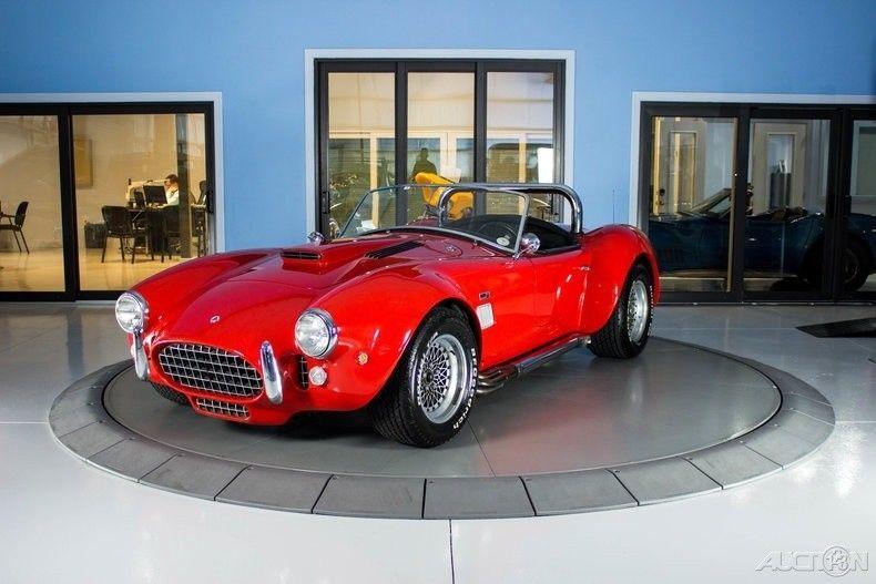 1965 Ford Cobra California Engine 460 V8