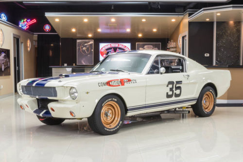 1965 Ford Mustang Fastback Gt350 R Recreation