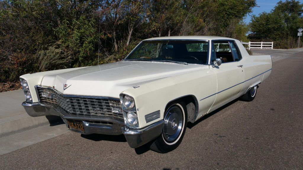 1967 Cadillac Calais Base Hardtop 2 Door