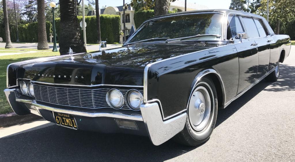 1967 Lincoln Continental Lehmann Peterson Limousine