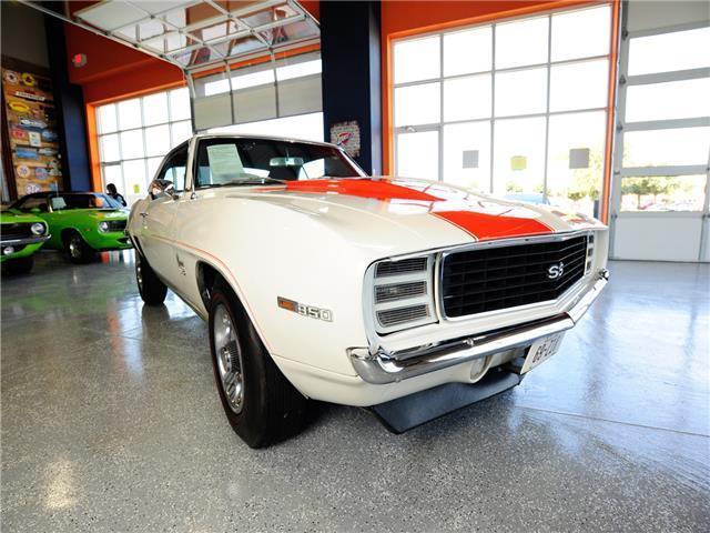 1969 Chevrolet Camaro SS Z10